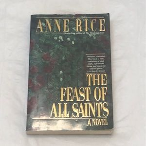 Vintage The Feast of All Saints Softcover